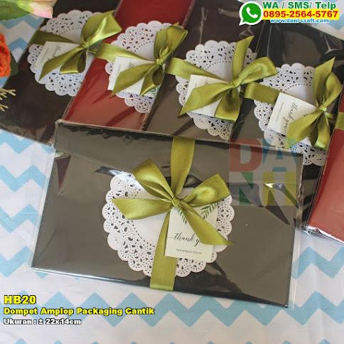 Dompet Amplop Packaging Cantik
