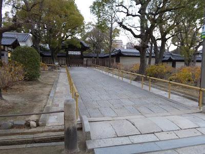 四天王寺 境内の様子