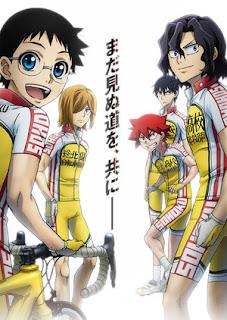 Yowamushi Pedal: New Generation