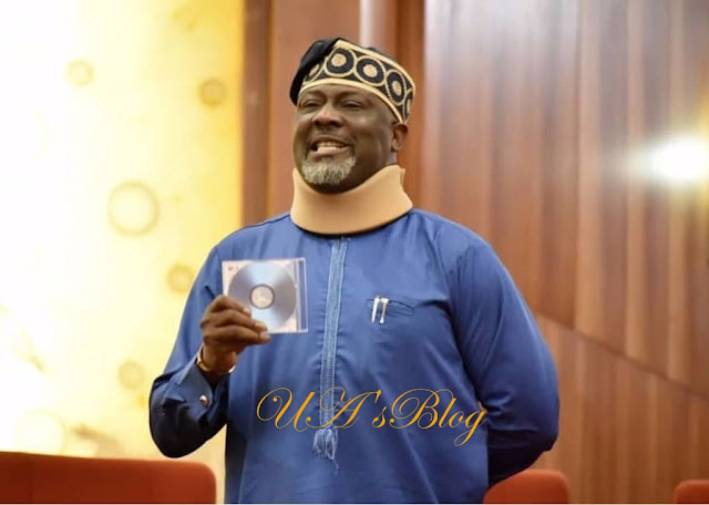 MKO Abiola no longer Nigerian, cannot be made GCFR—Dino Melaye