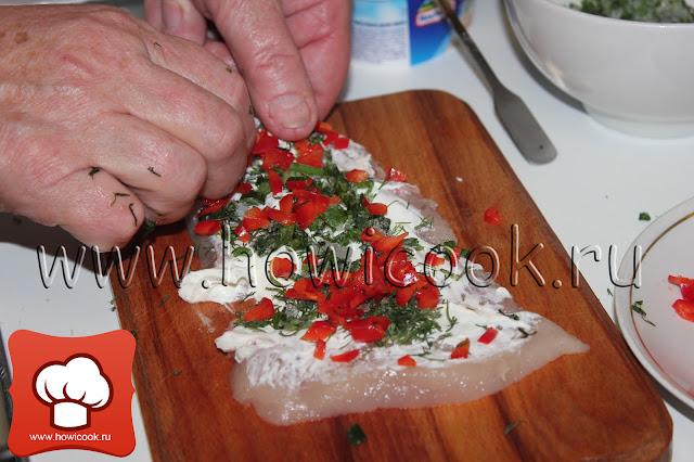 рецепт вкусных куриных рулетиков пошаговые фото