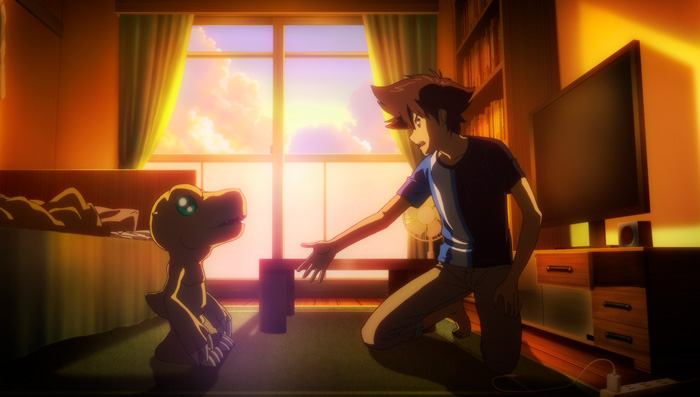 Digimon Adventure: Last Evolution Kizuna anime film - Selecta Visión