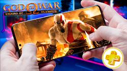 God of War: Chains of Olympus en Español Para Teléfonos Android (Configuraciones) [ROM PSP]
