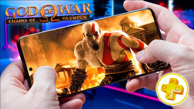 God of War - Chains of Olympus en Español