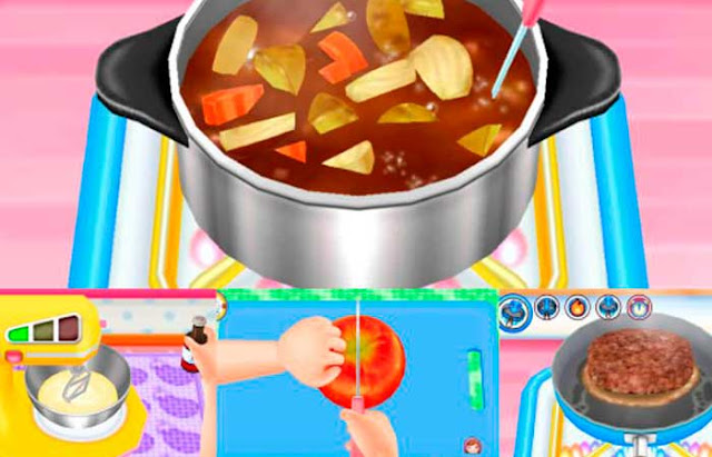 cooking mama sin internet