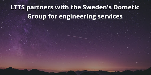LTTS partners with the Sweden's Dometic Group for engineering services
