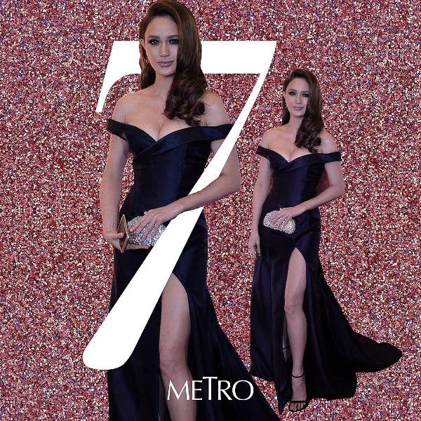 Star Magic Ball Best Dressed Woman Arci Munoz
