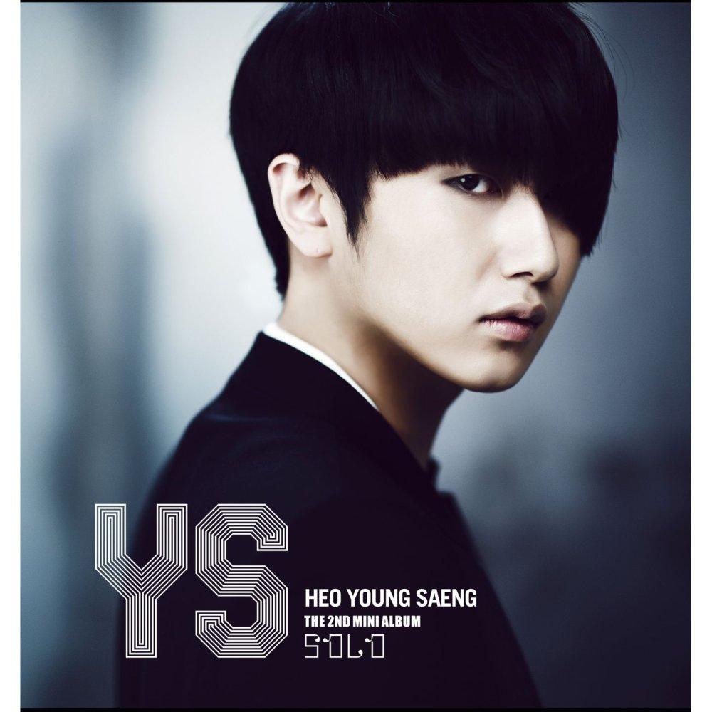 Heo Young Saeng – Solo – EP