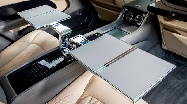 2017 Bentley Mulsanne elegant, luxurious, vehicle kings interior