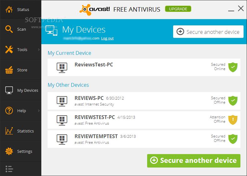 Avast Free Antivirus Incl Serial Key