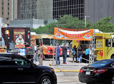 Food Truck Friday at First Methodist  1308 Travis St, Houston, TX 77002