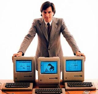 Steve Jobs, Shin-hanga, 樋口五葉「髪梳ける女」