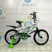 16 Inch Family Speed Truck BMX Kids Bike
