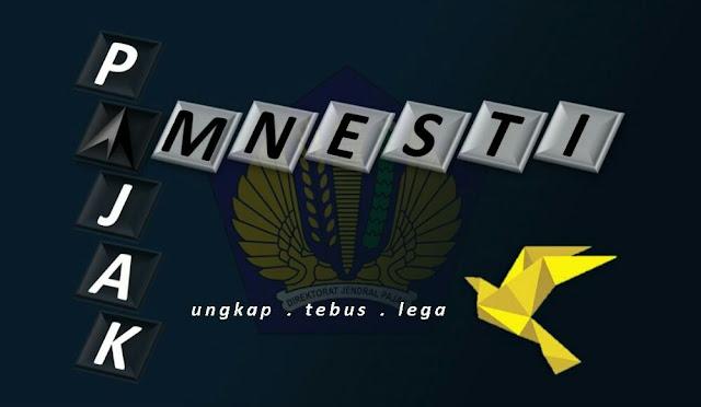logo amnesti pajak tax amnesty NGEBLOG ASYIKK