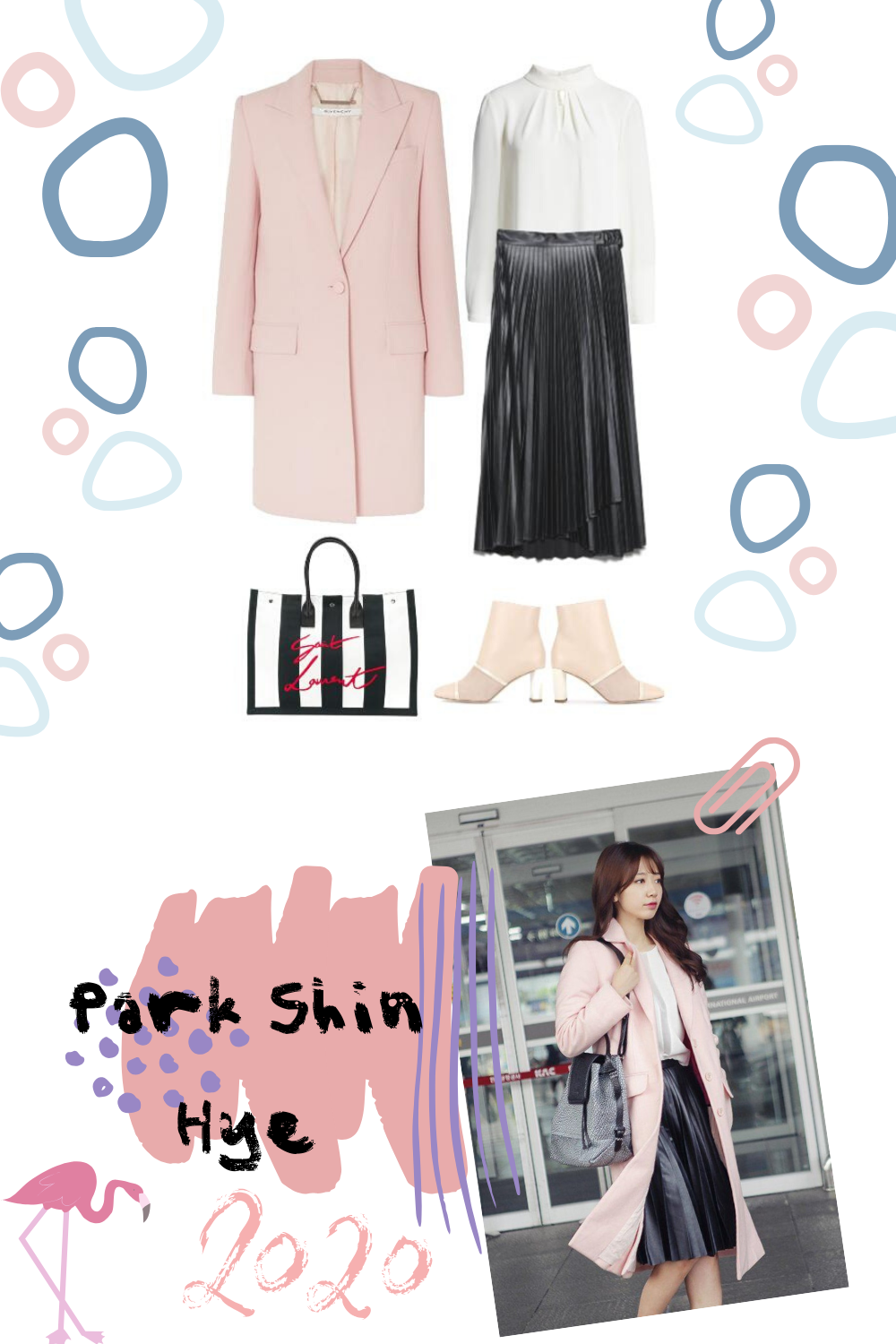 spring outfit in korea