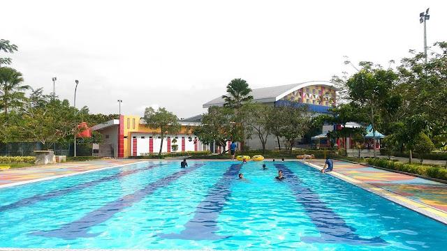 Alamat Boombara Waterpark Pekanbaru