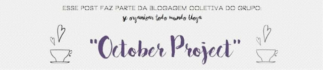 Folder 30 days Of Letters+ SOTMB-Outubro de 2016!