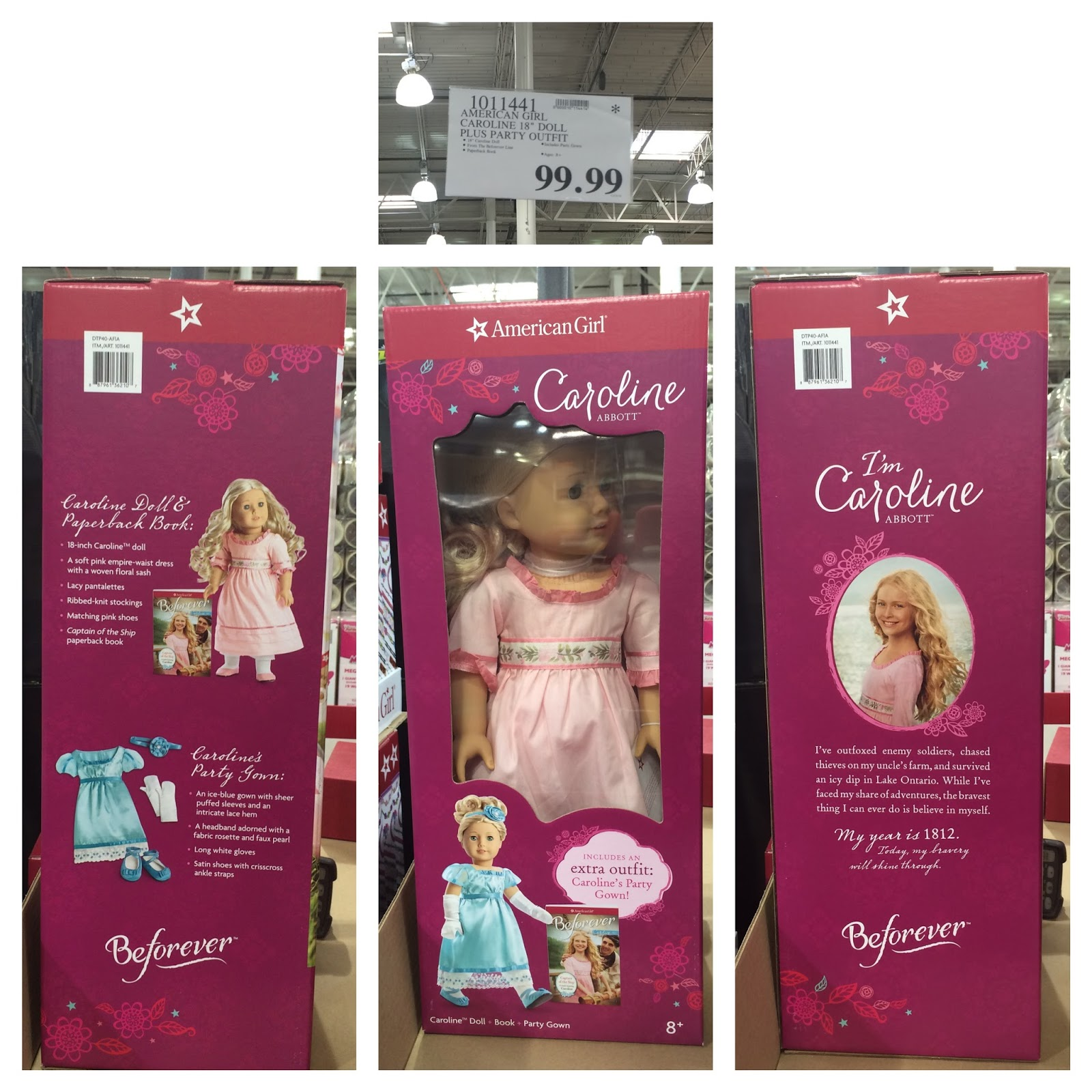 aa068828a the Costco Connoisseur  Save on American Girl at Costco!