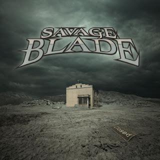 Savage Blade - The Way of Metal (lyric video)