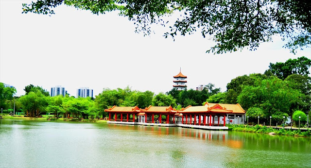 Singapore S Chinese Garden Welcome To