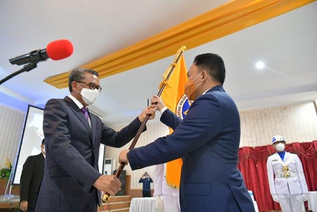 Nurdin Abdullah Kukuhkan Dewan Pengurus Provinsi IKAPTK Sulawesi Selatan.lelemuku.com.jpg
