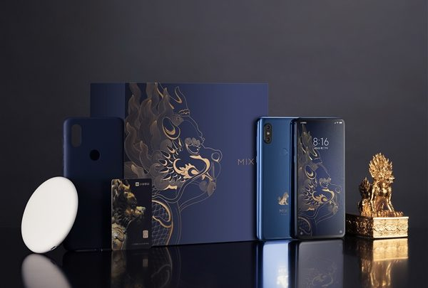 Xiaomi Mi MIX 3 Forbidden City Edition Release Desember