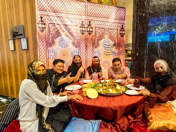 Mutiarasa Ramadan Buffet Dinner 2018 & Juadah Qash'ah @ The Light Hotel Penang