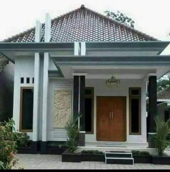 rumah atap limasan