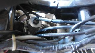 Gambar karburator Rxz pada motor 125z