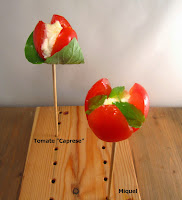 "Tomates ""Caprese"""