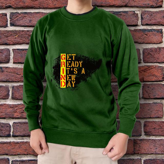 Mockup Sweater Crewneck