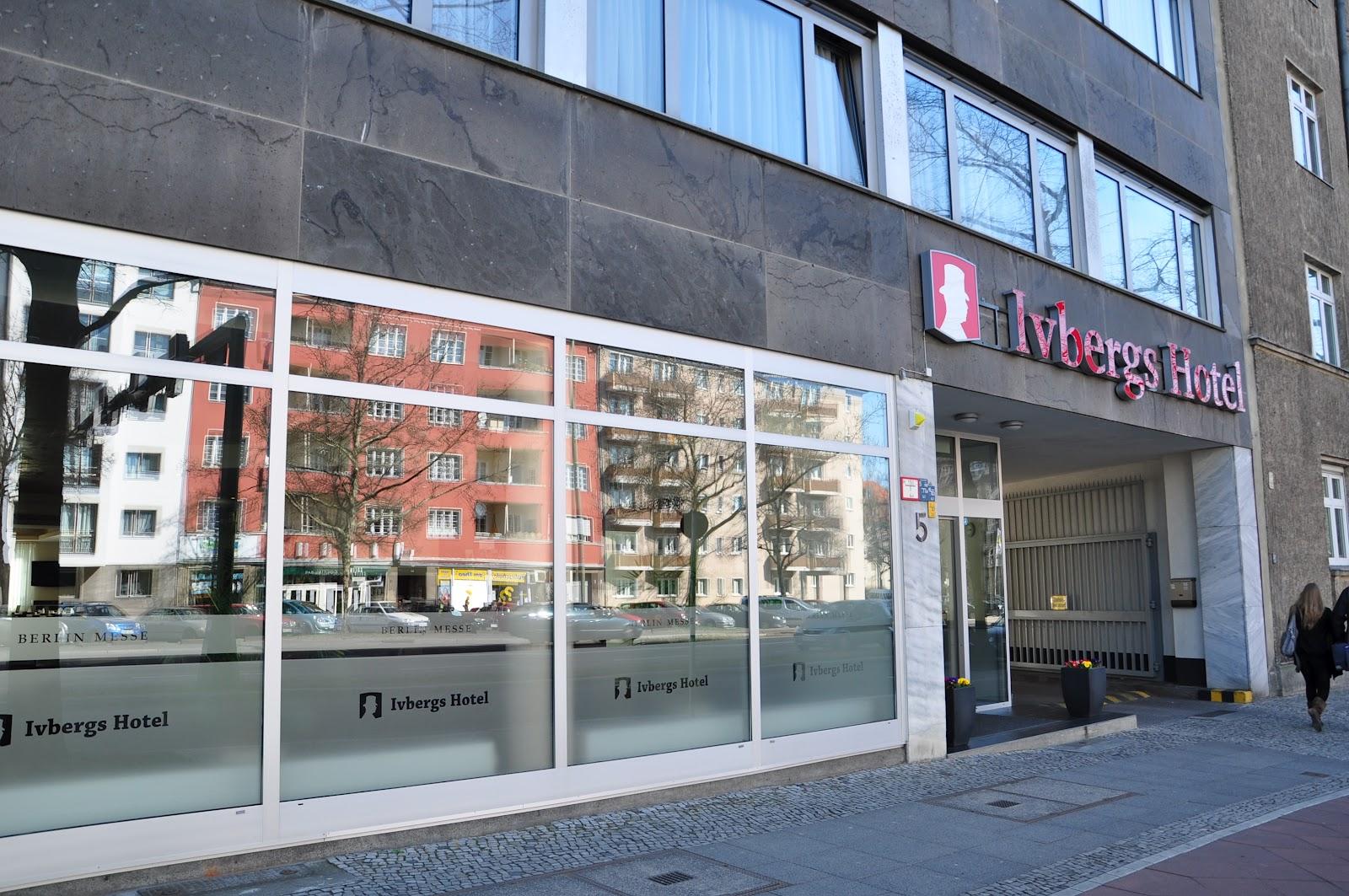 Hotel Theodor Heuss Platz Berlin