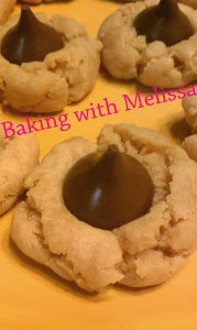 Baking with Melissa: Peanut Butter Cookies