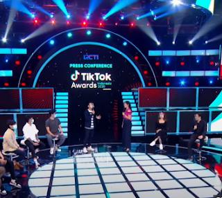 Cara Vote Tiktok Awards 2021 Ternyata Begini