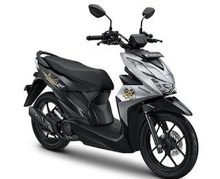 Harga Motor Honda All New Beat Street di Bali