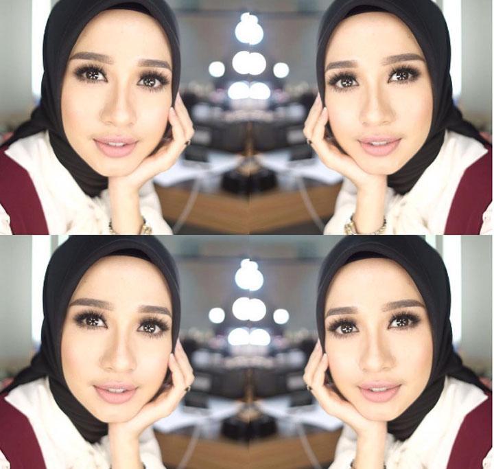 Gambar dan foto cantik Laudya Cynthia Bella pelakon Indonesia