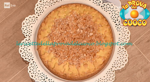 Crostata ripiena di torta ricetta Natalia Cattelani