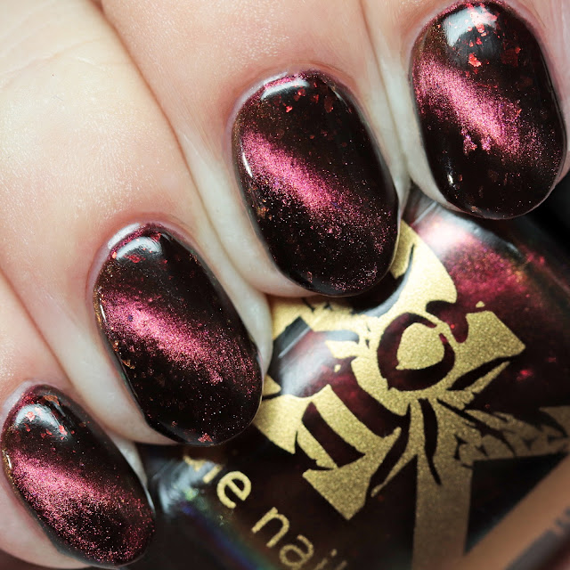 Bee's Knees Lacquer The Donkey Girl