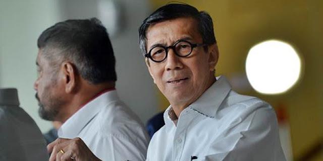 34 WNA China Masuk Lagi, Ketum Prima: Tanda Tangan Yasona Saja Belum Kering di Permenkumham 27/2021