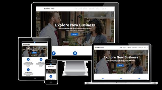 Jasa Pembuatan Website Contoh Website Bisnis Company Profile