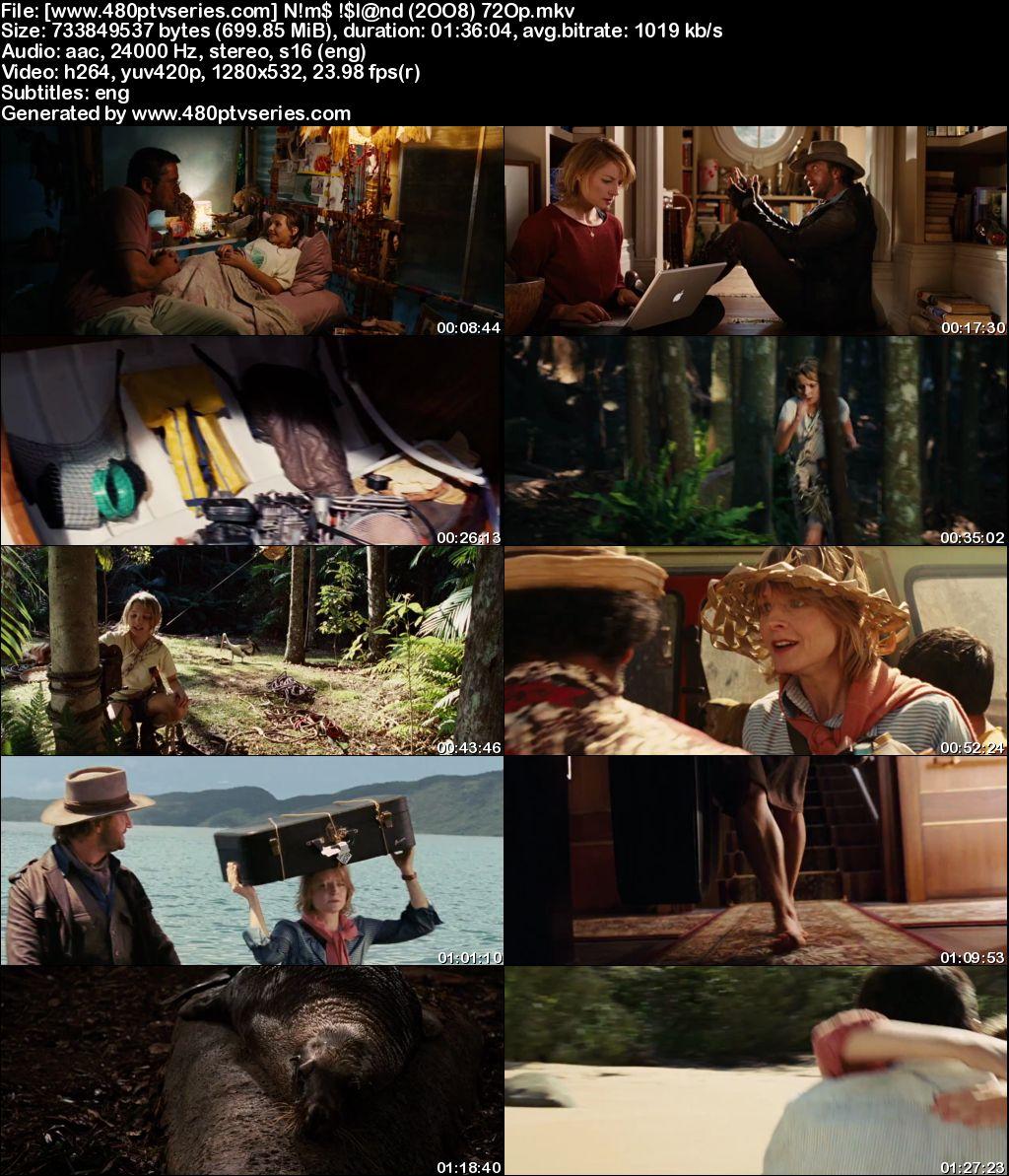 Download Nim's Island (2008) 700MB Full English Movie Download 720p Bluray Free Watch Online Full Movie Download Worldfree4u 9xmovies