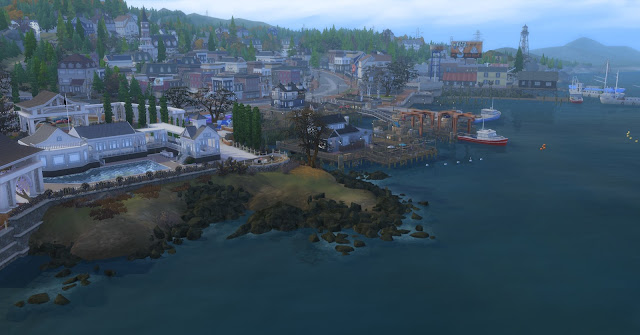 """Проект """"Колыбель"""" - Челлендж The Sims 4"""