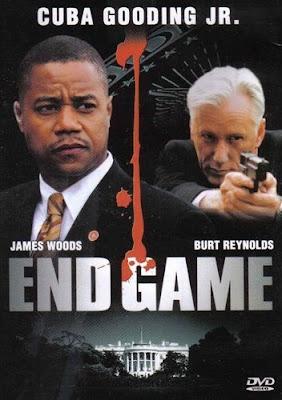 END GAME CRIME PERFEITO Capa