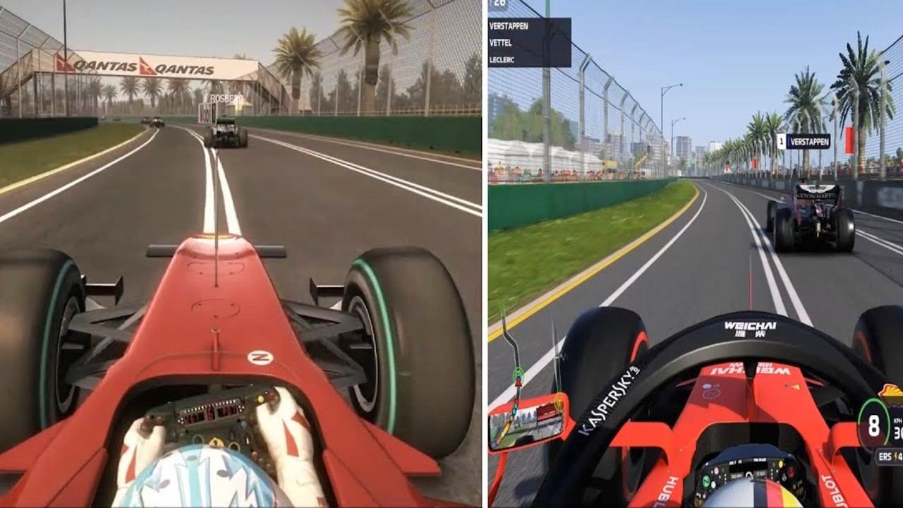 F1  From F1 2009