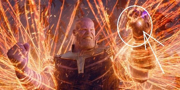 Thanos vs Strange