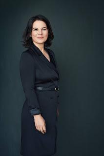 ΗΠΑ, Ιταλία και Ελλάδα θέλουν Καγκελάριο την Annalena Baerbock