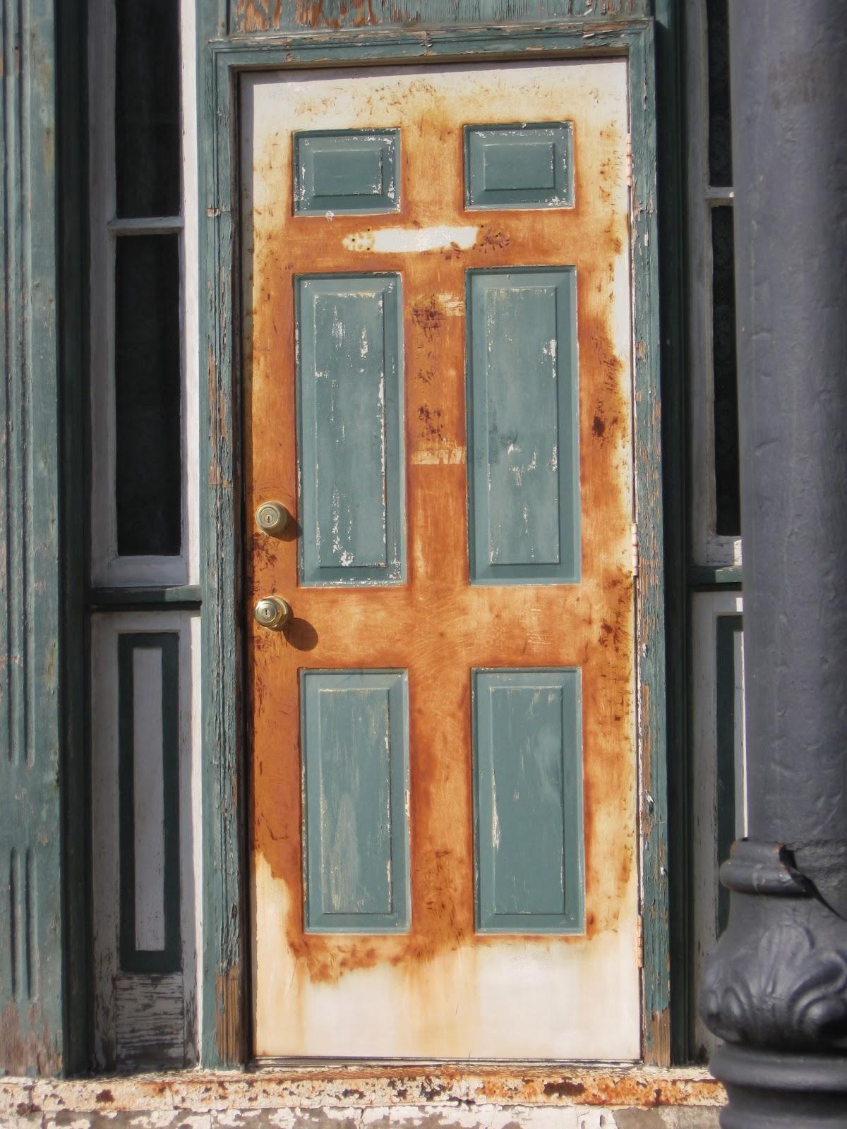 Folkways Notebook Old Door Arcade