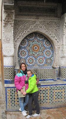 Fuente Plaza Nejjarine - Fez