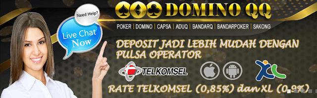 Agen Poker dan Domino Uang Asli Terbaik Pelayanan Fast Respon