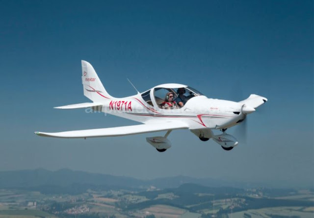Evektor Harmony light sport aircraft
